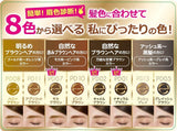 EXCEL POWDER & PENCIL EYEBROW EX PD01 NATURAL BROWN