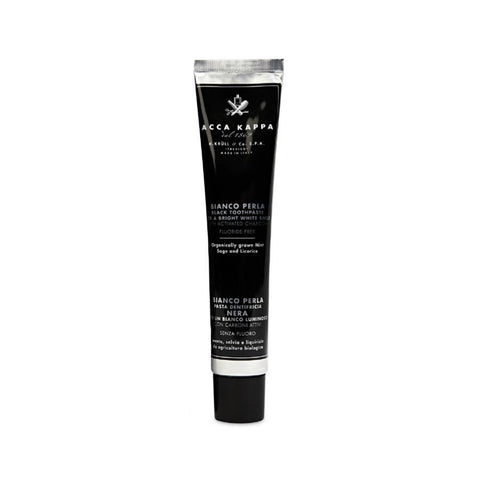 ACCA KAPPA ACTIVATED CHARCOAL BLACK TOOTHPASTE 100ml