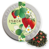 LUPICIA STRAWBERRY GREEN TEA 50g