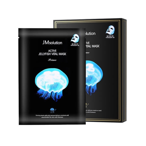 JMSOLUTION ACTIVE JELLYFISH VITAL MASK PRIME 1PC