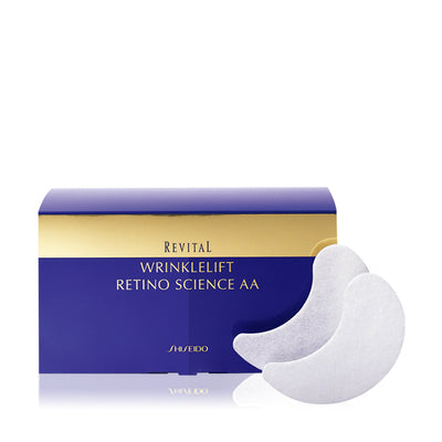 REVITAL WRINKLELIFT RETINO SCIENCE AA EYE MASK 24PCS