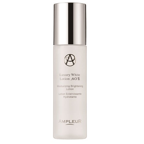 AMPLEUR LUXURY WHITE MOISTURIZING BRIGHTENING LOTION AO II 120ml
