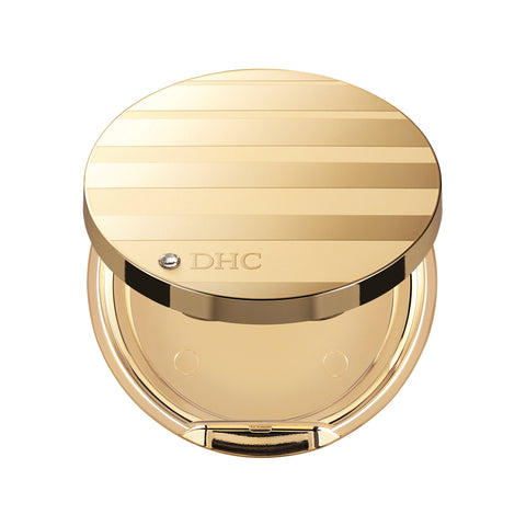 DHC GERMANIUM BB MINERAL POWDER COMPACT CASE