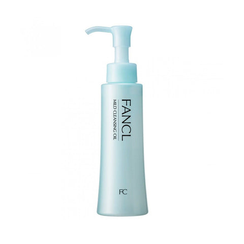 FANCL MIKA NINAGAWA MILD CLEANSING OIL 120ml