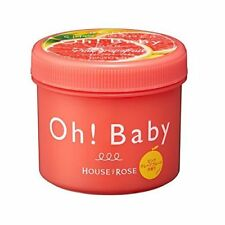 HOUSE OF ROSE OH BABY BODY SMOOTHER GRAPEFRUIT FRAGRANCE 200g