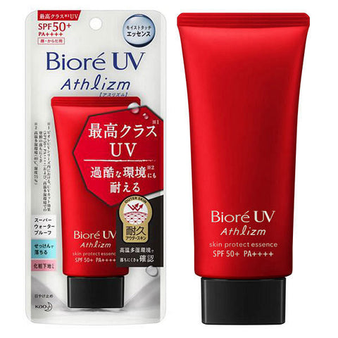 BIORE UV ATHLIZM SKIN PROTECT ESSENCE SPF50+ PA++++ 70g