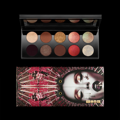 PAT McGRATH LABS MOTHERSHIP V BRONZE SEDUCTION EYE SHADOW PALETTE 13.2g