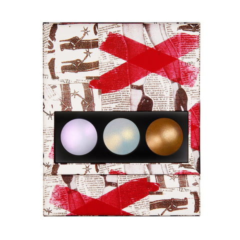 PAT McGRATH LABS SUBLIME SKIN HIGHLIGHTING TRIO HIGHLIGHTER PALETTE 12g