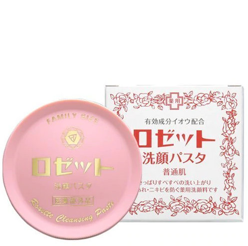 ROSETTE FACIAL CLEANSING SOAP NORMAL SKIN TYPE 90g (RED)