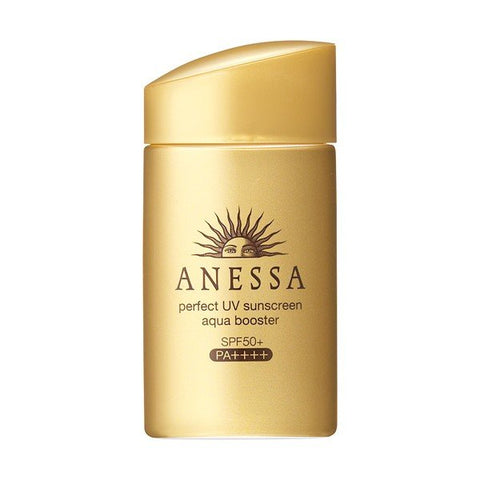 ANESSA PERFECT UV SUNSCREEN AQUA BOOSTER SPF50+ PA++++ 60ml (GOLD)