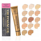 DERMACOL MAKE-UP COVER WATERPROOF SPF30 208 30g