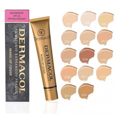 DERMACOL MAKE-UP COVER WATERPROOF SPF30 207 30g