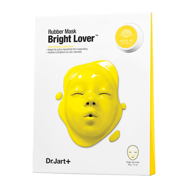 DR.JART DERMASK RUBBER MASK BRIGHT LOVER 1PC