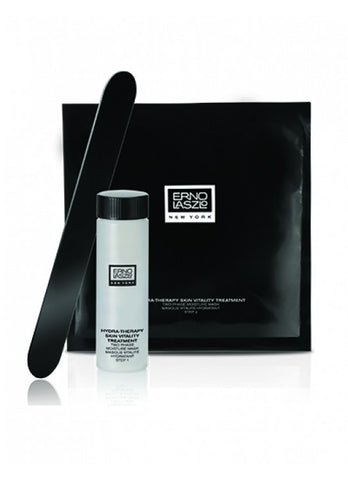 ERNO LASZLO NEW YORK HYDRA-THERAPY SKIN VITALITY TREATMENT MASK 4PCS