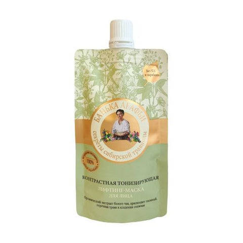 GRANNY AGAFIAS RECIPES LIFTING FACE MASK 100ml