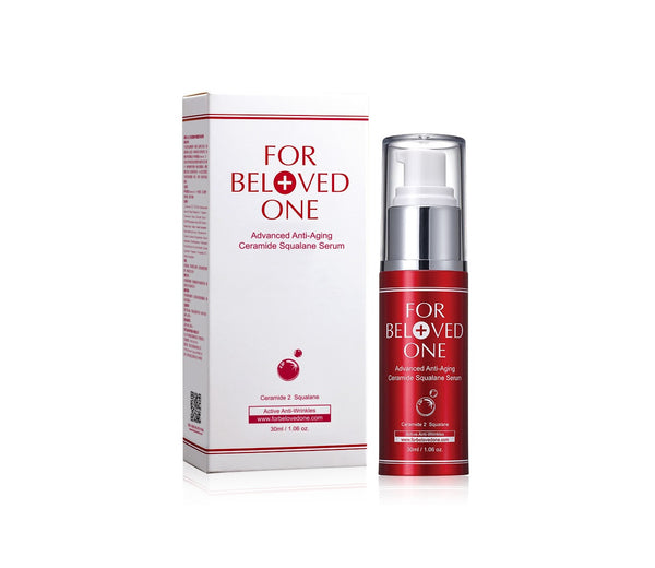 FOR BELOVED ONE ADVANCED ANTI-AGING CERAMIDE SQUALANE SERUM 30ml