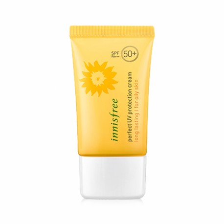 INNISFREE PERFECT UV PROTECTION CREAM LONG LASTING FOR OILY SKIN SPF50+ PA++++ 50ml