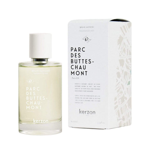 KERZON FRAGRANCED MIST #PARC DES BUTTES-CHAUMONT 100ml