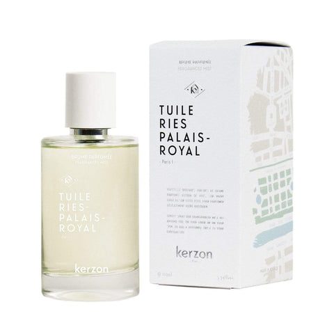 KERZON FRAGRANCED MIST #TUILE RIES PALAIS-ROYAL 100ml