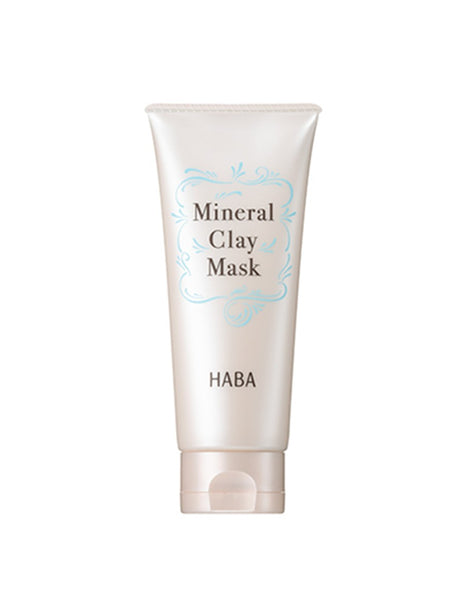 HABA MINERAL CLAY MASK 120g