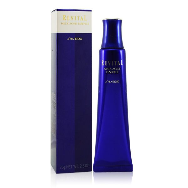 SHISEIDO REVITAL NECK ZONE ESSENCE 75g