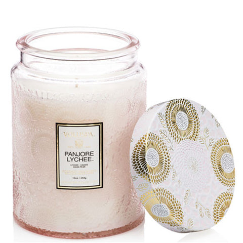 VOLUSPA PANJORE LYCHEE 100HR CANDLE