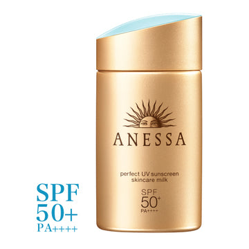 ANESSA PERFECT UV SUNSCREEN SKINCARE MILK SPF50+ PA++++ 60ml (GOLD)