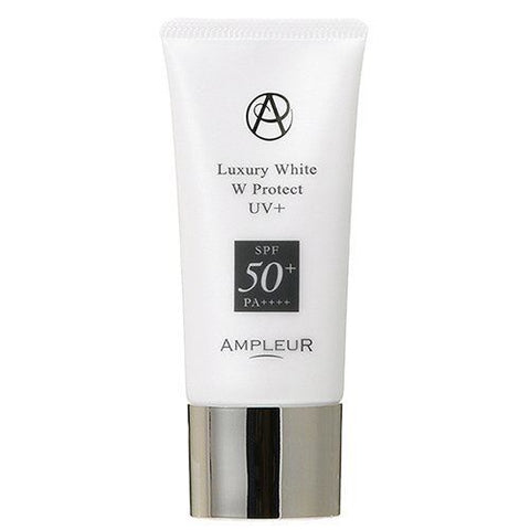 AMPLEUR LUXURY WHITE W PROTECT UV+ SPF50+ PA++++ 30g