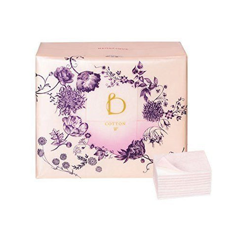 SHISEIDO BENEFIQUE COTTON W 204PCS