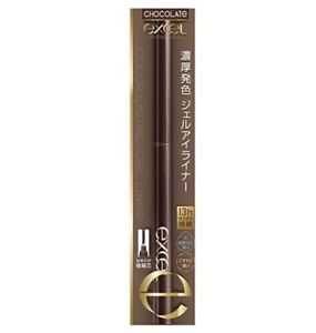EXCEL COLOR LASTING GEL LINER CG02 CHOCOLATE