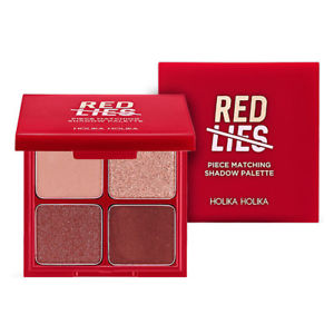 HOLIKA HOLIKA PIECE MATCHING SHADOW PALETTE 05 RUBY VELVET 6g