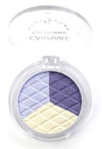 CANMAKE EYE NUANCE 3 COLORS EYESHADOW 21 ROYAL BLUE 3g