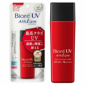 BIORE UV ATHLIZM SKIN PROTECT MILK SPF50+ PA++++ 65ml