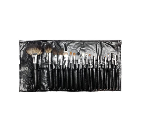 MORPHE 18-PIECE SABLE MAKEUP BRUSH SET 681