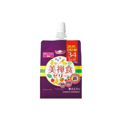DR CILABO ZEN FOOD JELLY ACAI BERRY FLAVOR 200g