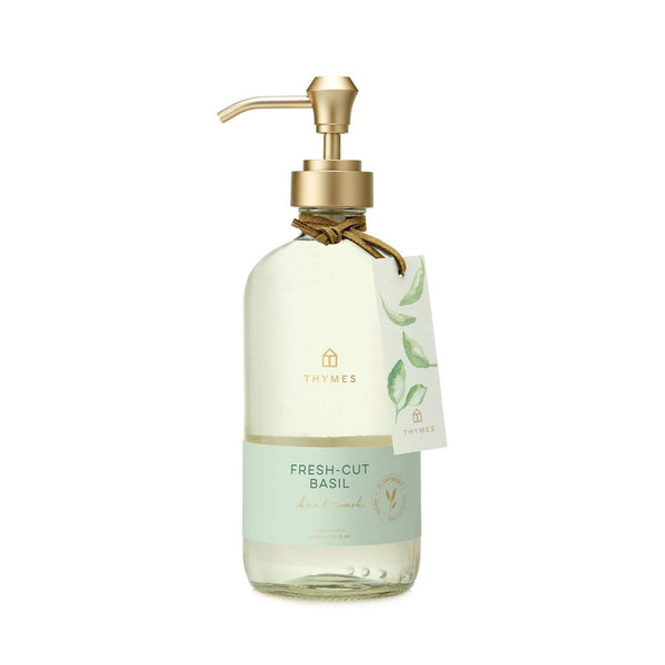 THYMES FRESH-CUT BASIL HAND WASH 443ml