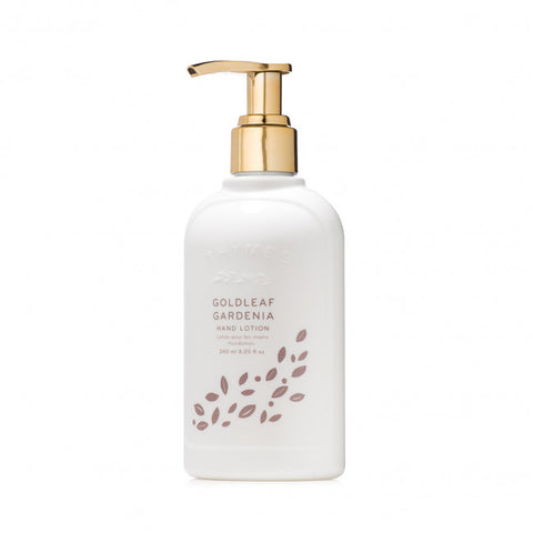 THYMES GOLDLEAF GARDENIA HAND LOTION 240ml