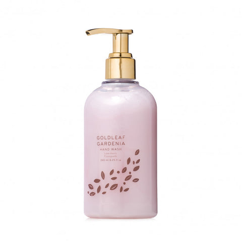 THYMES GOLDLEAF GARDENIA HAND WASH 240ml