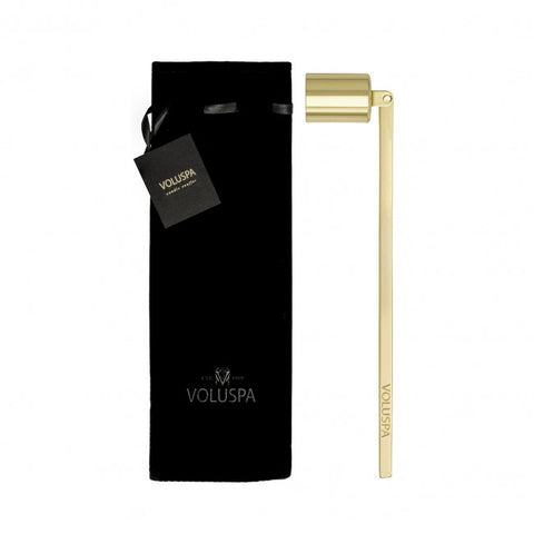 VOLUSPA WICK SNUFFER GOLD