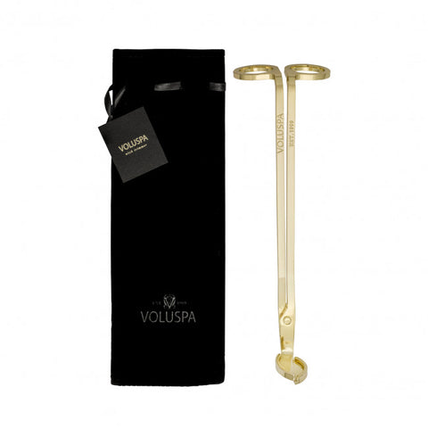 VOLUSPA WICK SCISSORS GOLD