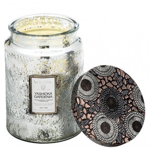 VOLUSPA YASHIOKA GARDENIA 100HR CANDLE
