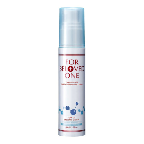 FOR BELOVED ONE HYALURONIC ACID GHK-CU MOISTURIZING LOTION 50ml