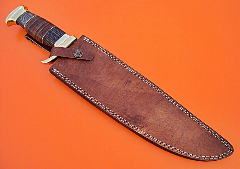 Reg 2300 Handmade 440c Stainless Steel 16 4 Inches Bowie