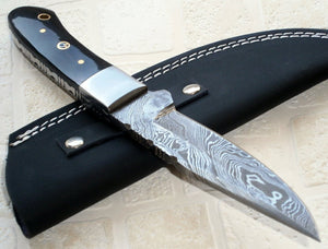 BC-519 Custom Damascus Steel Knives- Ideal for Hunting & Bushcraft
