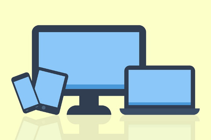 Computer Screen, Tablet & Mobile