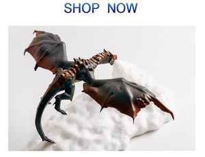 2020 Trend 3D Printed Dragon Lamp Night Light