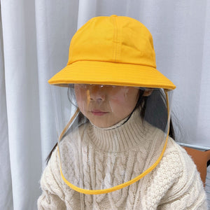 Protective Hat for Kids Dust Hat for Child