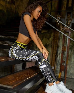 Trend Fitness Leggins