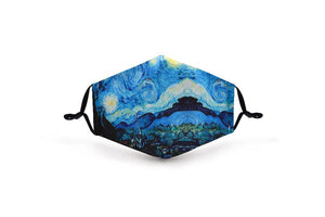 Van Gogh Art Mask with Filter