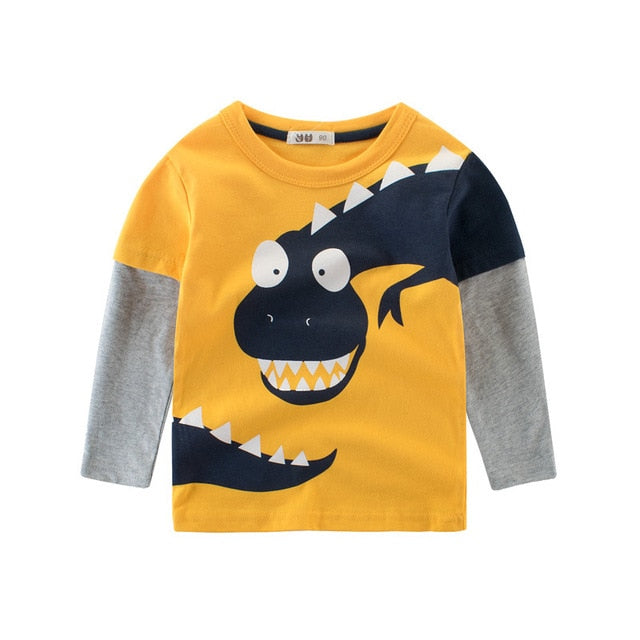 Trend Dinosaur Shirts for Kids